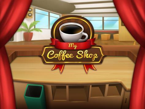 My Coffee Shop captura de pantalla 9
