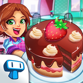 My Cake Shop - Baking and Candy Store Game ikon
