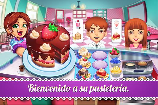My Cake Shop Poster