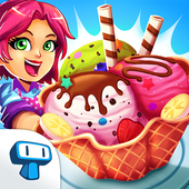 My Ice Cream Shop - Time Management Game ikon