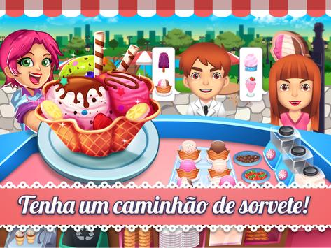 My Ice Cream Shop - Jogo da Loja de Sorvete imagem de tela 5