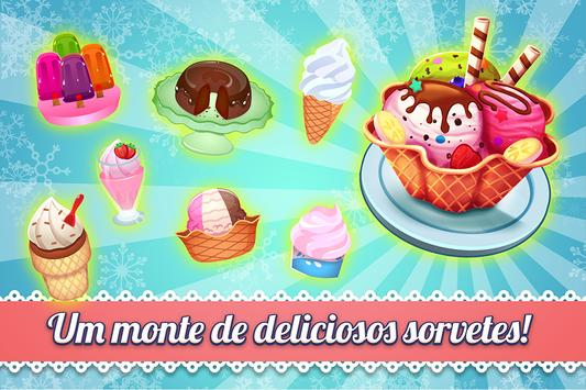 My Ice Cream Shop - Jogo da Loja de Sorvete imagem de tela 2