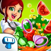 My Salad Bar - Healthy Food Shop Manager ikon