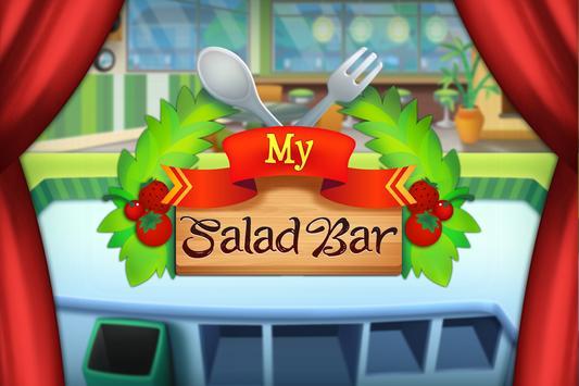 My Salad Bar - Healthy Food Shop Manager screenshot 4