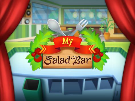 My Salad Bar - Healthy Food Shop Manager screenshot 9