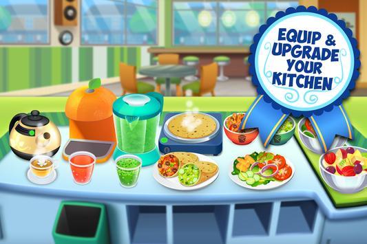My Salad Bar - Healthy Food Shop Manager screenshot 3