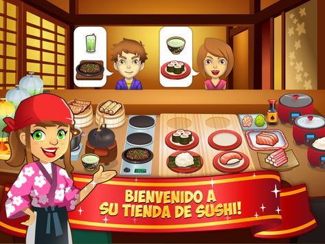 My Sushi Shop captura de pantalla 5