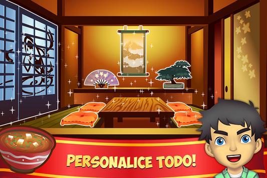 My Sushi Shop captura de pantalla 1