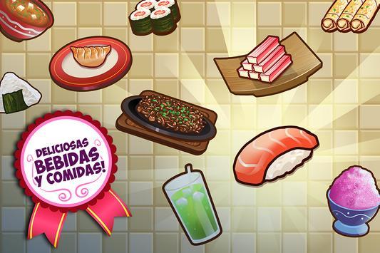 My Sushi Shop captura de pantalla 2