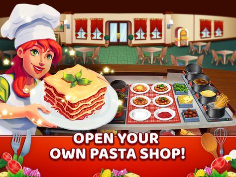 My Pasta Shop - Italian Restaurant Cooking Game screenshot 5