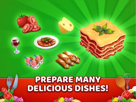 My Pasta Shop - Italian Restaurant Cooking Game screenshot 7