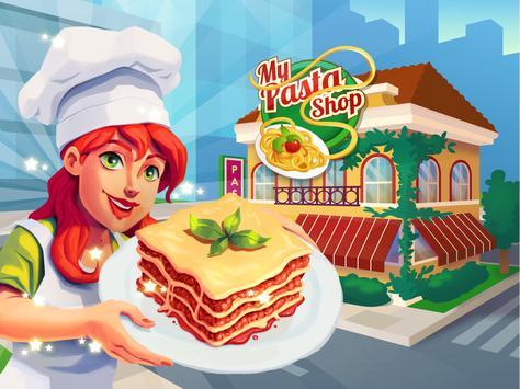 My Pasta Shop - Italian Restaurant Cooking Game screenshot 9