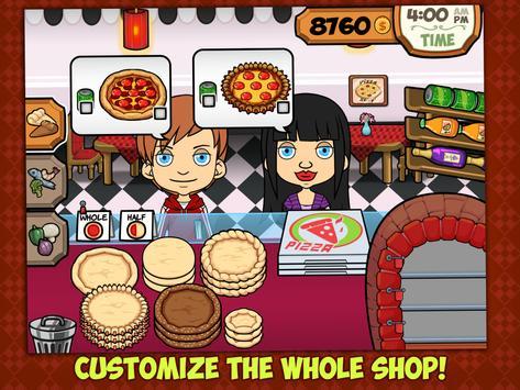 My Pizza Shop - Italian Pizzeria Management Game screenshot 6