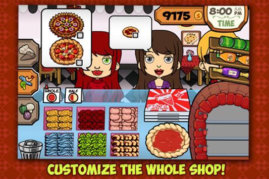 My Pizza Shop - Italian Pizzeria Management Game screenshot 2