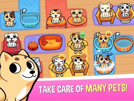 My Virtual Pet Shop - Cute Animal Care Game تصوير الشاشة 10