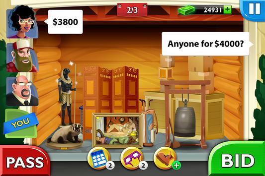 Bid Wars capture d'écran 4