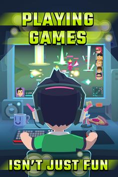 League of Gamers poster