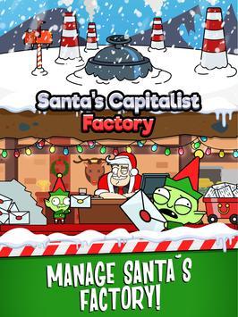 Santa's Capitalist Factory - Idle Xmas Tycoon screenshot 5