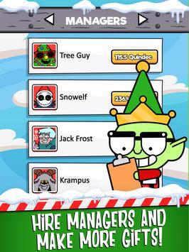 Santa's Capitalist Factory - Idle Xmas Tycoon screenshot 7