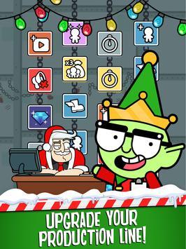 Santa's Capitalist Factory - Idle Xmas Tycoon screenshot 9