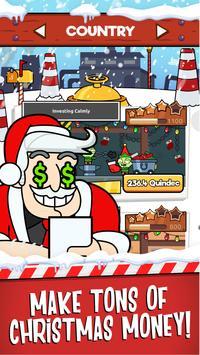 Santa's Capitalist Factory - Idle Xmas Tycoon screenshot 1