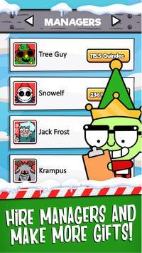 Santa's Capitalist Factory - Idle Xmas Tycoon screenshot 2