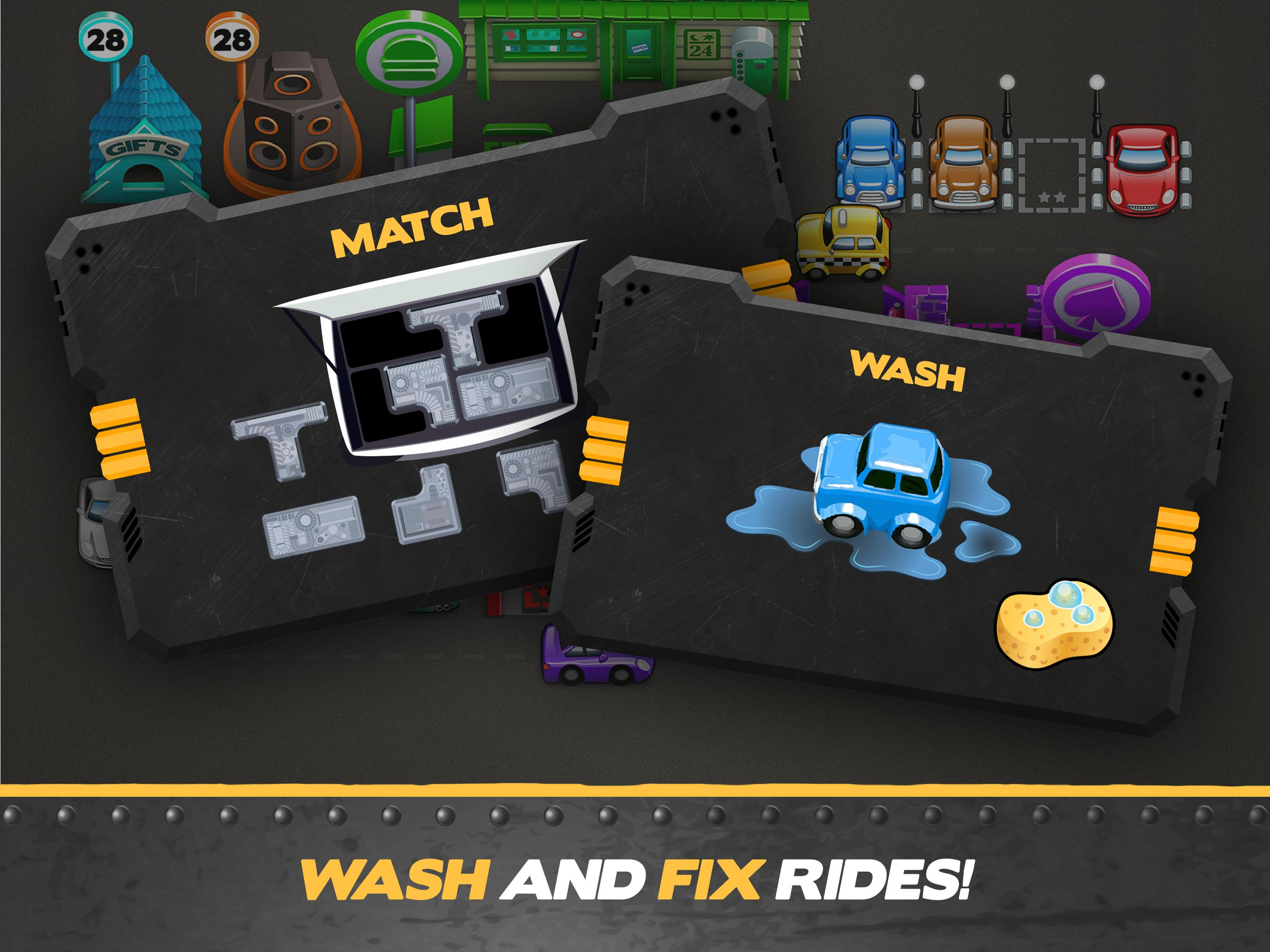 Tiny Auto Shop - Car Wash and Garage Game for Android ...