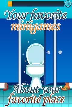 Toilet Time poster