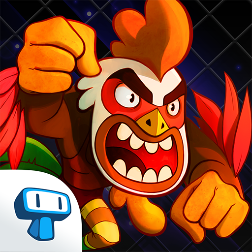 UFB Lucha Libre: Fight Game