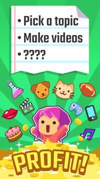 व्लॉगर गो वायरल - टयूबर खेल स्क्रीनशॉट 4
