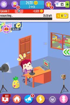 व्लॉगर गो वायरल - टयूबर खेल स्क्रीनशॉट 6