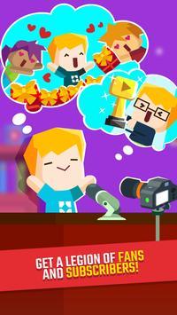 व्लॉगर गो वायरल - टयूबर खेल पोस्टर
