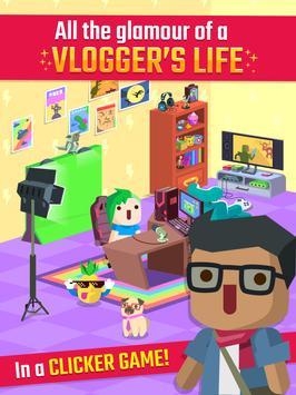 व्लॉगर गो वायरल - टयूबर खेल स्क्रीनशॉट 10
