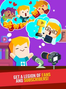व्लॉगर गो वायरल - टयूबर खेल स्क्रीनशॉट 14