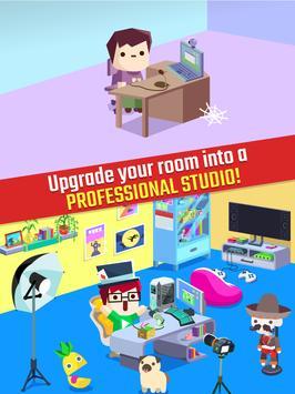 व्लॉगर गो वायरल - टयूबर खेल स्क्रीनशॉट 19