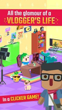 व्लॉगर गो वायरल - टयूबर खेल स्क्रीनशॉट 3