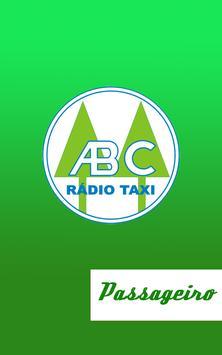 ABC Radio Taxi poster