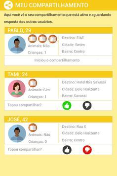 TaxiShare screenshot 1