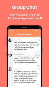 Technutri - calorie counter, diet and carb tracker screenshot 5
