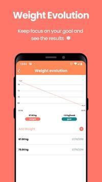 Technutri - calorie counter, diet and carb tracker screenshot 6