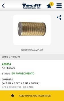 Catálogo Filtros Tecfil screenshot 3