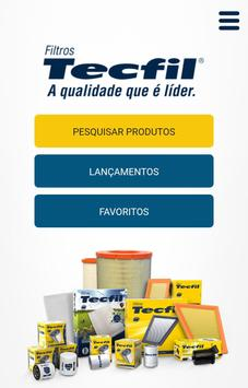 Catálogo Filtros Tecfil poster