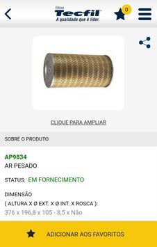 Catálogo Filtros Tecfil screenshot 8
