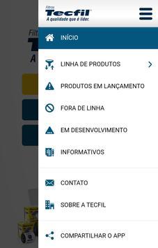 Catálogo Filtros Tecfil screenshot 9