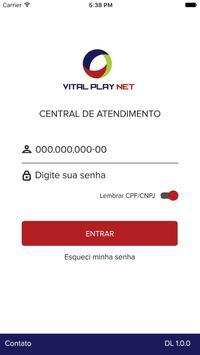 Vital Play Net poster