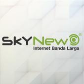 SkyNew Internet icon