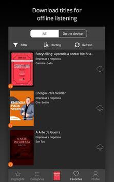 Ubook Business screenshot 2