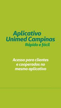 Unimed Campinas poster