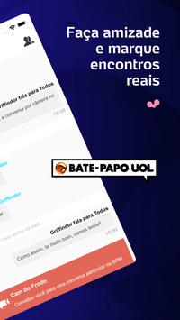 Bate-Papo UOL: Chat de paquera e vídeo ao vivo screenshot 6