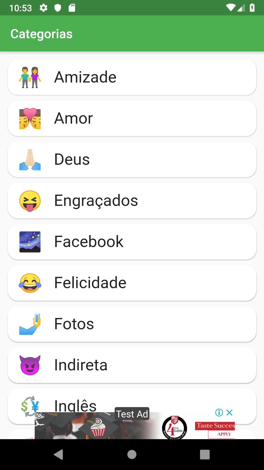Frases Para Status For Android Apk Download